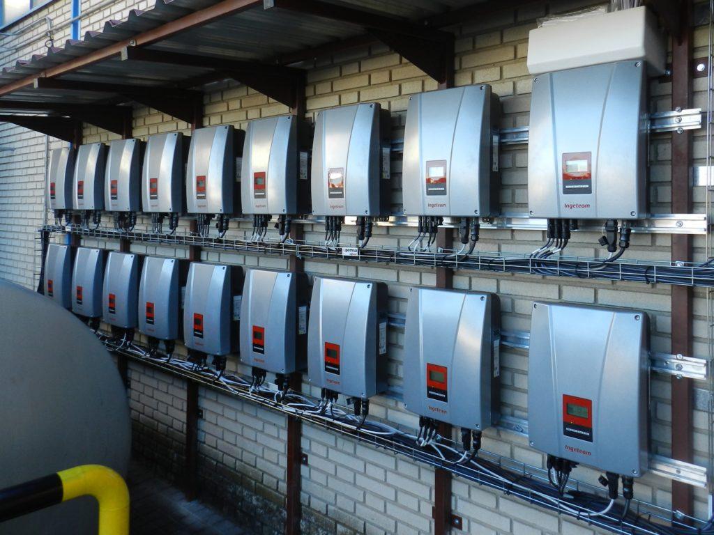 Industrial installation_Valdemoro