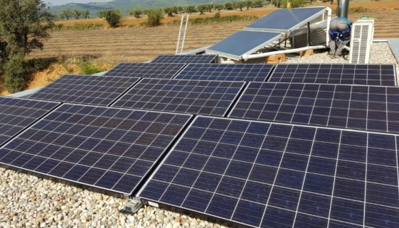Instalación Viesgo Solar Els Gorgs_1