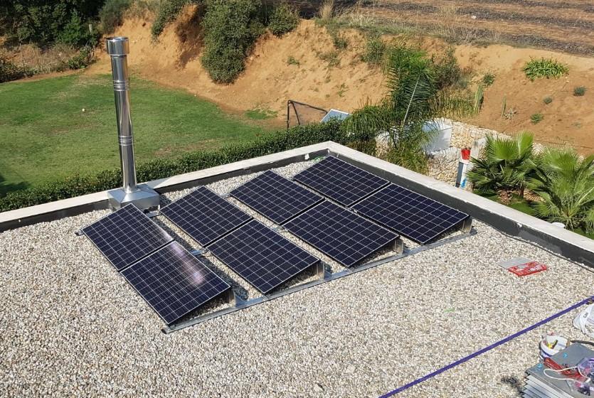 Instalación Viesgo Solar Els Gorgs_2