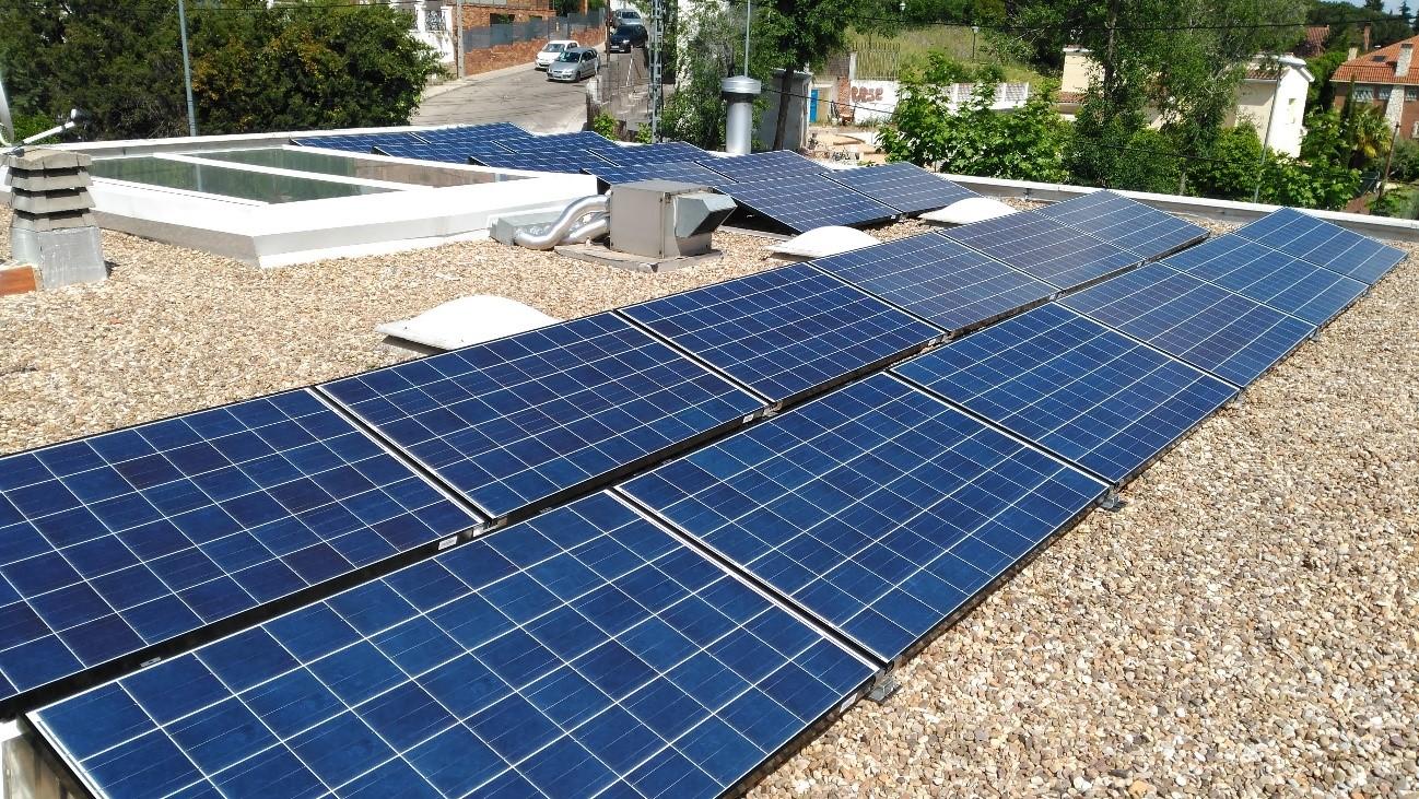 Instalación Viesgo Solar Majadahonda_1